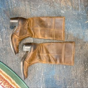 Frye Leather boots in excellent condition